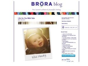 brora blog
